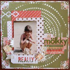 Création Stacy - Kit You Are My Happy - Art du Scrapbooking