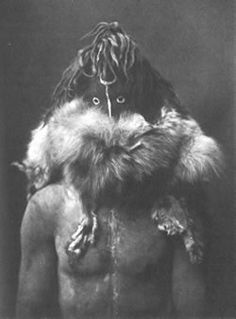 Edward S. Curtis, Nayenezgani - Navaho, 1904