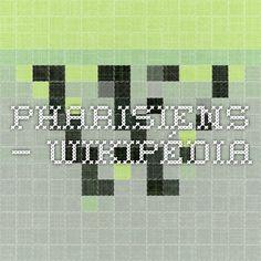 Pharisiens — Wikipédia