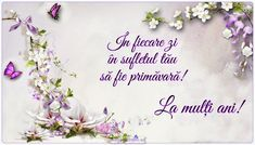 Click pe această imagine pentru a arăta versiunea întreagă. Happy Birthday Quotes, Happy Birthday Wishes, 8 Martie, Game Happy, Good Morning Inspirational Quotes, Free To Use Images, Perfect Boyfriend, Meeting New Friends, Quotes And Notes