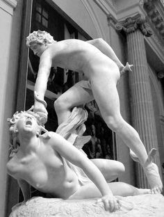 Perseus and the Gorgon by Serendipity