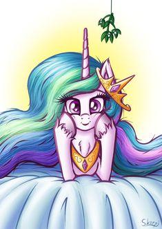 Princesa Celestia, Celestia And Luna, My Little Pony Comic, My Little Pony Pictures, My Little Pony Princess, Imagenes My Little Pony, Mlp Pony, Pony Pony, Multicolored Hair
