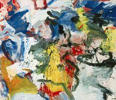 Untitled V, 1950-52 by Willem de Kooning