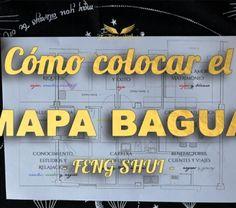 Cómo Colocar el MAPA BAGUA según FENG SHUI