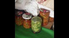 Черемша 2 способа засолки. 7Я и Вкусная еда Mason Jars, The Creator, Mason Jar, Glass Jars, Jars