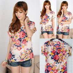 Barato Nova 2014 mulheres blusas venda quente solto Animal impresso Chiffon blusa Tops outono verão Dot / coração venda camisa XFS3 Blouse An, Compro Qualidade Blusas diretamente de fornecedores da China: