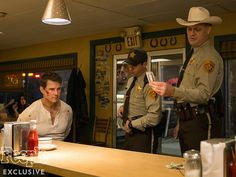 First Official Look At Tom Cruise & Cobie Smulders In JACK REACHER: NEVER GO BACK
