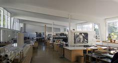 Alvar Aalto Studio, Helsinki (FI) - Alvar Aalto