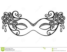 Masquerade Mask Royalty Free Stock Images - Image: 34573189