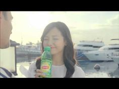 Ha Yeon Soo with Lipton 2014