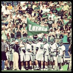 Congrats Loyola! Winners  national championship. Go Hounds!
