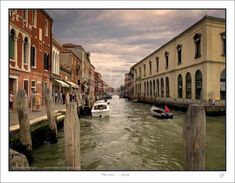 Murano before the storm. More stunning photos ...http://www.my-italy-piedmont-marche-and-more.com/photos-of-italy.html