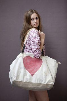 Ali Lamu Weekend Bag by PhilosophieBySophie