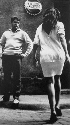 "Joan Colom- From ""Raval"" series, Barrio Chino of Barcelona, Monochrome Photography, Love Photography, Black And White Photography, Street Photography, Celebrity Photographers, Great Photographers, Yin Yang, Alberto Garcia, Brassai"