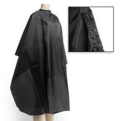 Salon Sundry Professional Hair Salon Nylon Cape with Snap Closure 50 x 60 Black *** Check out this great product. Professional Hair Salon, Hair And Beauty Salon, Hair Studio, Styling Tools, Styling Products, Beauty Products, Cool Hair Color, Hair Tools, Black Nylons