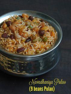 Tandoori pulao recipe how to make tandoori vegetable pulao easy 9beans pulao navadhaniya pulao indian food recipesdiabetic forumfinder Images
