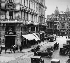 "Old Bucharest ""Little Paris"" part 2 – Romania Dacia Europe Eu, Interwar Period, Little Paris, Bucharest Romania, Click Photo, Old City, Time Travel, Old Photos, Beautiful Places"