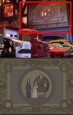 23 Pixar Movie Easter Eggs That Actually Alluded To Future Movies Pixar Theory, Disney Theory, Disney Pixar, Disney Magic, Disney Secrets In Movies, Disney Movies, Scary Legends, Disney Connections, Disney Easter Eggs