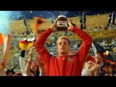 Nutella commercial with Manuel Neuer, Mats Hummels, Mesut Özil and Benedikt Höwedes. Dawww... Manu :)
