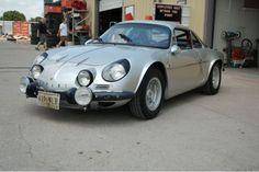 Alpine A110 Berlinette Dinalpin de 1969 : Mexicaine ou Française ?