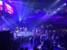 So awesome to be Praising the Lord with thousands of women in ATL tonight! @joycemeyer #fridaynightchurch
