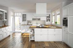 nobilia Küchen - Produkte - Küchengalerie - Weiß | Küche ...