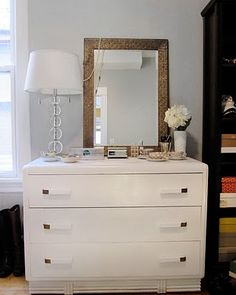 Live Creating Yourself.: New Apartment: My Very Own Dressing Room