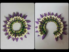 Bridal flower | poo jadai | Veni | Gajra | Jadai billai | Different method to tie flower - YouTube
