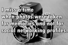 I think it's for both. Sometimes you don't see your family / friends all the time and for memories too