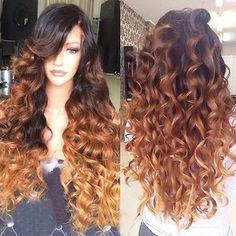 Hot 100% Virgin 6A Brazilian Human Hair Wig Wavy Full Lace Wig Lace Front Wigs