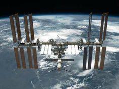 .: Espaço: Rússia se nega a dividir Estação Espacial ...