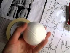 BJD-How to String Your Ball-Jointed Doll, Part One - SculptUniversity.com - YouTube