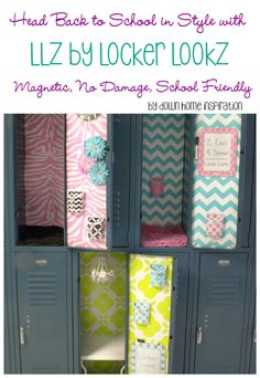 Be 2 Cool 4 School with LLZ by Locker Lookz - Down Home Inspiration #llzgirls #ad