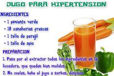 Jugo hipertencion