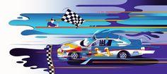 Daytona 500 TVC on Behance