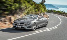 2016 Mercedes Benz S550 Convertible | Autocartechno.com