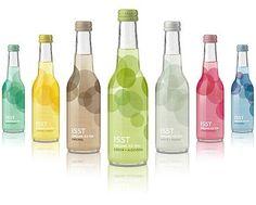 tinted tone-on-tone bottles