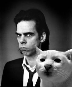 Image result for nick cave cat