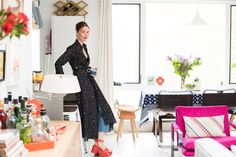 If you like NYC cool apartments, you'll love this six-room Brooklyn home decorated by Refinery29 EIC Christene Barberich