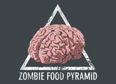 Zombies on my mind.. new art project !!??..:)