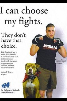 Pitbulls are lovers not fighters... Stop animal cruelty!  Stop dog fighting!