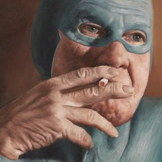 The Ageing Superhero- Andreas Englund