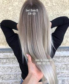 Redken Hair Color, Hair Color Balayage, Redken Hair Products, Hair Color Formulas, Hair Toner, Hair Color Techniques, Business Hairstyles, Hair Color And Cut, Hair Dos