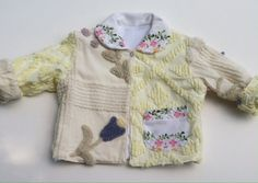 Vintage Chenille Jacket Size 18 months – Lavender and Old Lace
