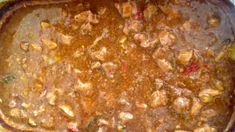 Pečený guláš Mashed Potatoes, Beef, Ethnic Recipes, Food, Whipped Potatoes, Meat, Smash Potatoes, Essen, Meals