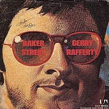 """""""Baker Street"""" a single by Gerry Rafferty from the album  """"City to City"""" 1978"""