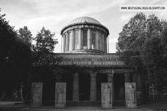 Wrocław, Pergola, fontanna, Hala Stulecia