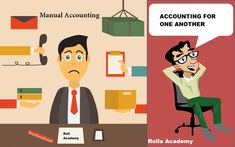 While automated accounting softwares are widely popular in today's market, a manual accounting system still has its place and advantages. So RollaAcademy Provi… Accounting Classes, Accounting Course, Accounting Software, Dubai, Manual, Textbook
