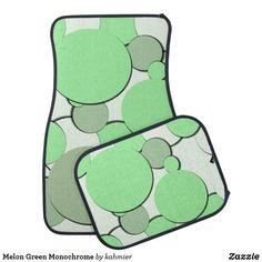Melon Green Monochro
