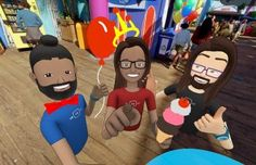Facebook Spaces Gets Major Functionality Boost Now With PC Desktop Sharing